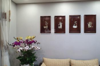 Cho thuê căn hộ chung cư CT2B ngõ 106 Hoàng Quốc Việt 2PN đầy đủ đồ