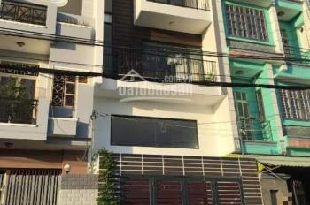 Bán nhà mặt tiền nội bộ An Dương Vương, 5x17m, phường 16, quận 8, giá 8 tỷ 490 TL
