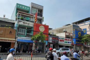 Nhà MT đường Bà Hom Q6 (4.6x22)m, đúc 3 tấm sát bên chợ Phú Lâm
