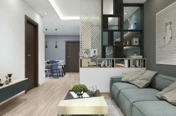Gia đình cần bán căn hộ 2PN, 78,76m2 đã trang bị nội thất cao cấp, tòa The Two Gamuda tại Hoàng Mai