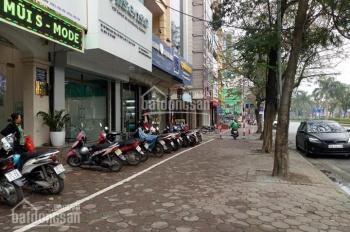 Mặt phố Hoàng Quốc Việt, 82m2, 6 tầng, MT 5.5m, Lô góc, 18.5 tỷ có thương lượng, KD siêu tốt