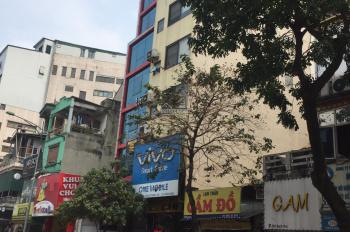 Cho thuê nhà mặt phố Hàng Bài, DT 316m2, x 2 tầng, MT 16.9m, giá 270tr/th, LH: 0913851111
