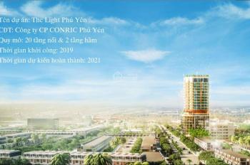 Nhận đặt chỗ căn hộ cao cấp The Light Phú Yên, update bảng hàng nhanh và chính xác nhất