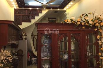 Bán nhà ngõ 10 phố Chùa Hà, Cầu Giấy. DT 48m2 x 4 tầng, MT 3.6m - hướng Đông gần phố giá 5.2 tỷ
