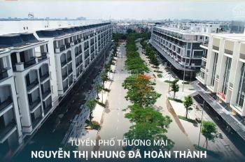 Shophouse đường Nguyễn Thị Nhung 7x20m, 6 tầng giá 25,5 tỷ hàng duy nhất