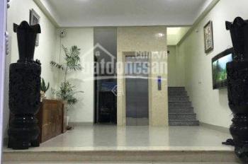 Cho thuê nhà riêng ngõ 320 Khương Đình, diện tích 45m2 x 4 tầng, thông sàn, có thang máy