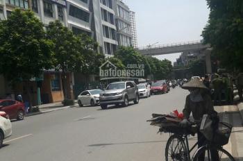 Bán đất mặt phố Nguyễn Chánh tiện xây kinh doanh