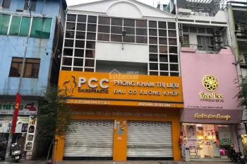 Cho thuê nhà nguyên căn mặt tiền Võ Văn Tần gần Cao Thắng 9,5x17m 1 trệt, 2 lầu, ST, thang máy