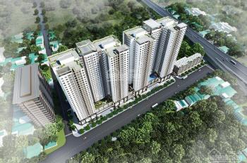 Bán căn hộ 60m2 quận Hoàng Mai, giá từ 1,5 tỷ, full nội thất, chiết khấu 3%, gần đường Giải Phóng