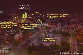 Mở bán shophouse Nguyễn Tất Thành Grand Center Quy Nhơn Hưng Thịnh giá từ 7tỷ/căn. SĐT 0909 018655
