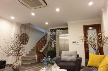 Bán nhà 7 tầng thang máy phố Huỳnh Thúc Kháng - hơn 40m2 MT 5m - vỉa hè - vị trí VIP - nhỉnh 13 tỷ