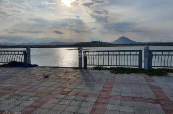 Cần tiền bán lô đất đẹp khu đô thị ven sông Nam Tuy Hòa, mặt tiền đường 16m, sổ hồng riêng, thổ cư
