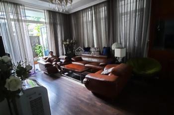 Cần bán siêu biệt thự Nguyễn Cửu Vân P17 Q. Bình Thạnh ngang 9m dài 15m 1T 2L áp mái giá 24.5tỷ