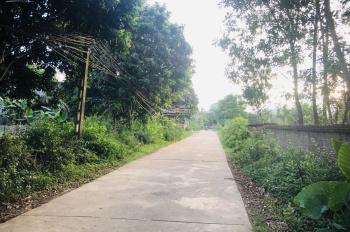 Nhượng lại 600m2 đất thổ cư đường Liên Xã, giá rẻ huyện Lương Sơn