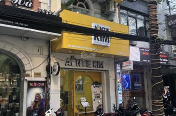 Cho thuê nhà mặt phố Lương Ngọc Quyến. 40m2 + lửng 25m2, MT 4m, giá: 35tr/th, LH Long: 0378513333