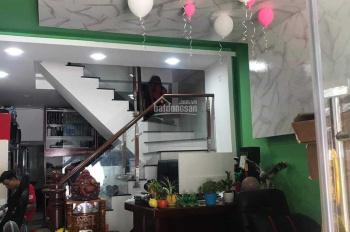 Nhà Bình Tân HXH 6m, 4x16m x 3 tấm