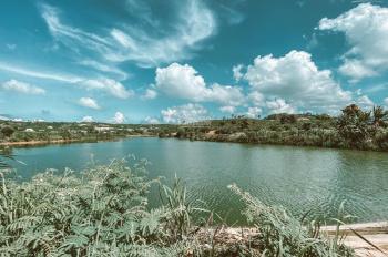 Đất mặt tiền Mạc Đĩnh Chi sát hồ, Phường 2, TP. Bảo Lộc, 460 triệu cách quảng trường 3km