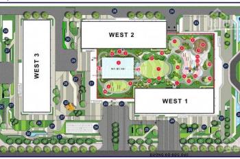 Cho thuê Shophouse tòa W1 Vinhomes West Point - Mỹ Đình, Nam Từ Liêm