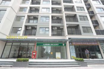 Chính chủ cho thuê shop đế vị trí đắc địa nhất Vinhomes Gia Lâm - giá từ 15 triệu/tháng