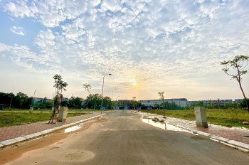 Gấp! Chính chủ bán nhanh lô đất 2 mặt tiền đẹp nhất dự án có sổ đỏ dự án VPIT Plaza Vĩnh Yên