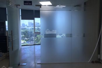 Cho thuê tầng 4 văn phòng mặt đường Lê Trọng Tấn. Diện tích 108m2 thiết kế hợp lý