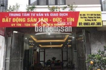 Chuyên bán liền kề, biệt thự Kđt Văn Quán từ 6 tỷ - 70 tỷ Bảng hàng tháng 8/2020 lh: 0903491385