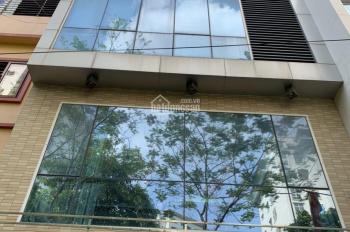 Giảm giá sốc tòa nhà LN 9.5%/năm - 70m2 6 tầng + hầm thang máy vù vù - cách Ngã Tư Sở 1,5km
