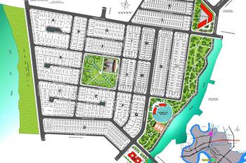 Đất nền Thạnh Mỹ Lợi Quận 2 sát sông Sài Gòn, Đảo Kim Cương, sổ đỏ, xây cao được 7 tầng, giá cực rẻ