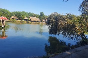 Bán mảnh vườn 1002m2 mặt sông đối diện Vingroup xã Phú Đông, Nhơn Trạch, giá 1,3 tỷ, LH 0977987653