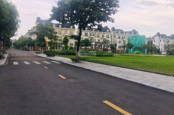 Lô đất biệt thự đơn lập, đối diện trung tâm thương mại, DT 280m2, giá 8.8 tỷ