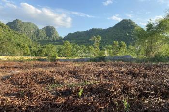 Bán S9890m2 mặt đường lớn công chạy, đất thoải view núi đá rất đẹp, Liên Sơn, Lương Sơn, Hoà Bình