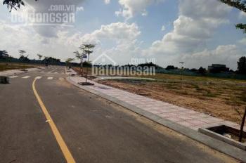 Chính chủ cần bán gấp lô đất 2 mặt tiền công viên Long Hưng, giá 1.5 tỷ, SHR, LH: 0707447985 (Nhi)