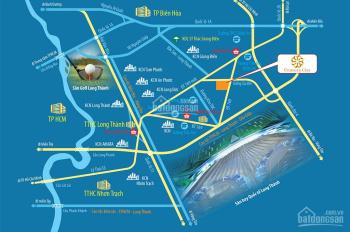 Bán đất nền ngay khu tái định cư Bình Sơn giá rẻ, cách sân bay Long Thành 2km, SHR, LH 0932194758