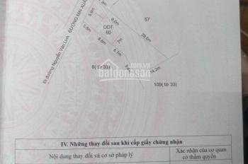 Chính chủ cần bán lô đất đường Mai Xuân Thưởng, Phường Nguyễn Trãi, TP Kon Tum