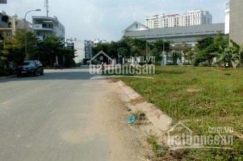 Kẹt tiền bán gấp đất KDC Phú Nhuận đường Lê Thị Riêng, Q12 giá 1,5 tỷ/ 100m2 sổ riêng, xây tự do