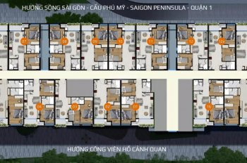 Bán lại các căn hộ River Panorama giá tốt nhất thị trường - 0909004089
