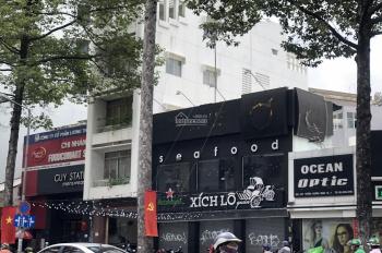 Cho thuê nhà làm showroom, cửa hàng trưng bày mặt tiền đường Điện Biên Phủ, Q3, DT 15x18m, 2 lầu