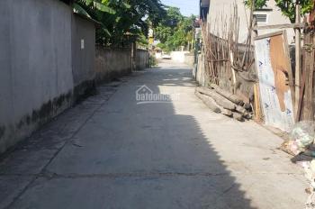 Bán đất đường làng Xích Thổ, ngõ thông rộng, DT: 110m2, SĐCC. LH: 0969596410