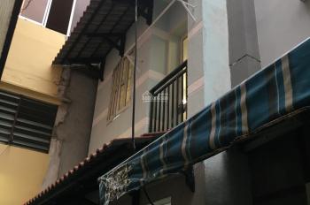 Bán nhà hẻm bê tông 192/6 Phạm Văn Chí P4, Q6 DT: 3.7x9m, trệt lầu, 2PN, 1PK gần trường học, chợ