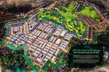 Đất nền Biên Hòa New City, 1.5 tỷ/lô 100m2, Khu đô thị 3 mặt sông, đã hoàn thiện hạ tầng 0968687800