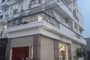Hạ giá, nhà góc 2 mặt tiền, đường 7m, ngay chợ Minh Phát, 1 trệt 2 lầu, DT 4x16.5m