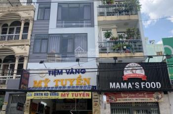 Bán nhà MT Ung Văn Khiêm - Xô Viết Nghệ Tĩnh, P. 25, BT 4.5x22m trệt 2 lầu HĐT 50tr/th giá 18 tỷ