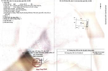 Bán đất sổ hồng chính chủ, mặt tiền 7m x 13m, tổng DT 91m2 đất ở, ô tô tận nhà, cây xăng Đồng Nai