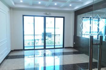 Bán gấp! Nhà mặt phố Hoa Bằng, Yên Hòa, Cầu Giấy 76m2 x 6 tầng thang máy, KD tốt giá rẻ 15 tỷ