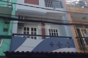 Bán nhà cách MT Nguyễn Văn Nghi 10m, P7 Gò Vấp, trệt 2 lầu. Giá 4 tỷ 500, LH: 0902.958586