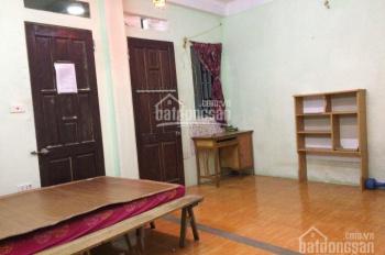 Cho thuê chung cư mini tại Triều Khúc DT 27m2 khép kín có nóng lạnh, giường, gần hồ Triều Khúc