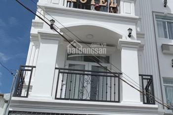 Bán nhà Đường Hoàng Diệu 2, Linh Trung, Thủ Đức DT 4 x 17; xây 1 trệt 3 lầu hẻm ô tô 7 chỗ quay đầu
