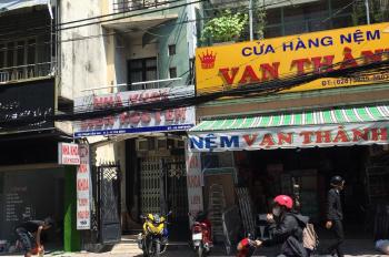 Cho thuê nhà mặt tiền ngay chợ Phạm Văn Hai