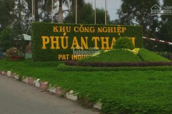 Đất nền Phú An Thạnh - Western City mặt tiền Tỉnh Lộ 830, Bến Lức, giá rẻ cho khách mua ở và đầu tư