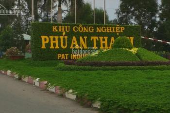 Bán đất nền giai đoạn 1 Western City KCN Phú An Thạnh, giá tốt nhất khu vực, sinh lời nhanh sổ hồng